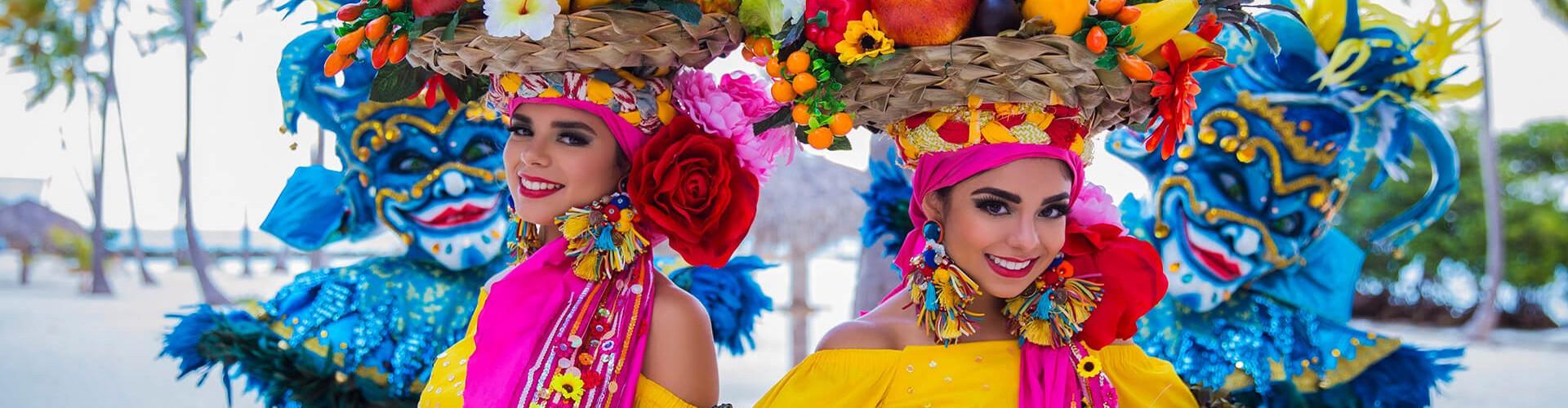 Carnaval in Dominican Republic